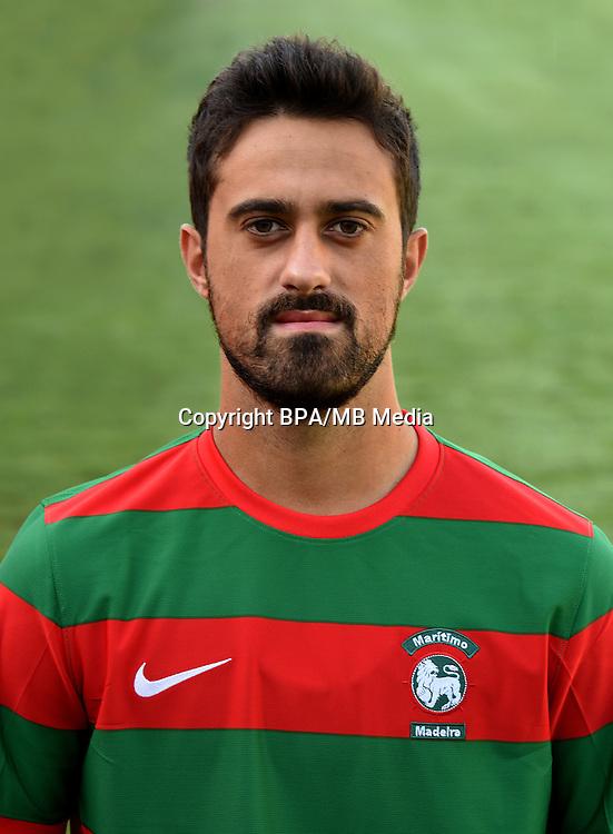 Portugal - Primera Liga NOS 2016-2017 /  <br /> ( CS Maritimo ) - <br /> Mauricio de Carvalho Antonio