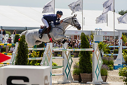 Mathy Fredricson Peder, SWE, Catch Me Not S<br /> Grand Prix Rolex powered by Audi <br /> CSI5* Knokke 2019<br /> © Dirk Caremans<br /> Fredricson Peder, SWE, Catch Me Not S