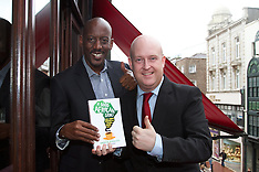 "A Good African Story: How a small company built a global coffee brand"" at Bewley's Grafton St."