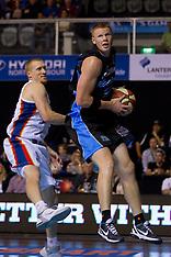 Auckland-Basketball, NBL, Breakers v Adelaide 36's