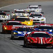 IMSA GTLM & Prototype Race