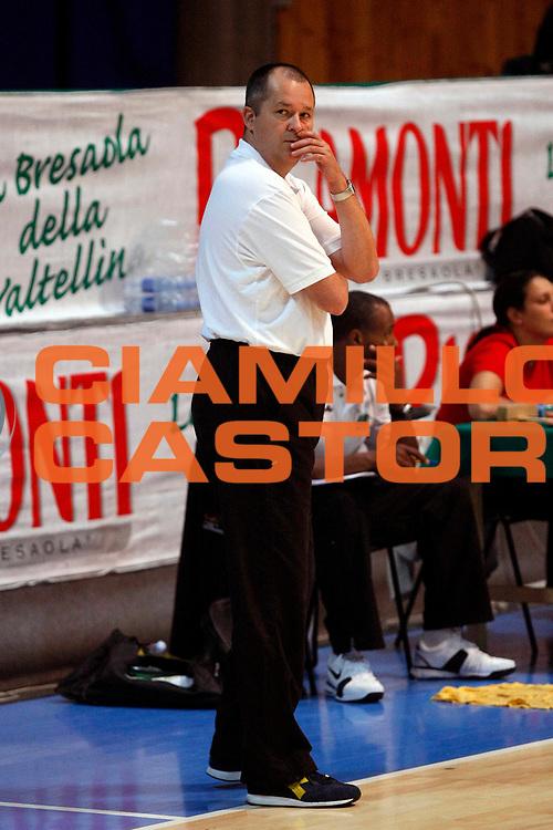 DESCRIZIONE : Bormio Lega A1 2008-09 Amichevole Air Avellino Fenerbahce<br /> GIOCATORE : Zare Markovski<br /> SQUADRA : Air Avellino<br /> EVENTO : Campionato Lega A1 2008-2009 <br /> GARA : Air Avellino Fenerbahce<br /> DATA : 06/09/2008 <br /> CATEGORIA : Ritratto<br /> SPORT : Pallacanestro <br /> AUTORE : Agenzia Ciamillo-Castoria/G.Cottini