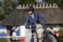 Liénard Alicia, BEL, Urikene des Forets<br /> Belgisch Kampioenschap Jeugd Azelhof - Lier 2020<br /> © Hippo Foto - Dirk Caremans<br /> 30/07/2020