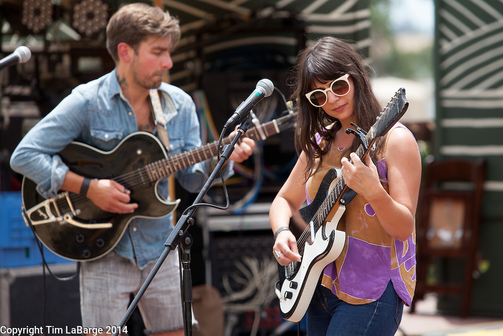 Houndstooth at Huichica Music Festival 2014 held at Gunlach Bundschu Winery in Sonoma, CA. Photo © Tim LaBarge 2014