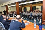 panoramica<br /> Stelle d'Argento a Lucca. Premiazione Under 17 e Under 20 Femminili<br /> FIP 2016<br /> Lucca, 18/11/2016<br /> Foto Ciamillo - Castoria