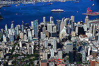 Downtown Vancouver & Burrard Inlet (#1)
