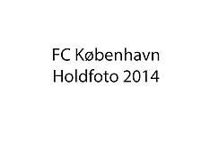 20140911 FC København - Holdfoto 2014