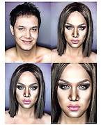"EXCLUSIVE <br /> Watch as incredible  make up artist Paolo Ballesteros  transforms himself into  Duchess of Cambridge, Kate Middleton <br /> <br /> Paolo Ballesteros transform from one person to another, pop singers to fictional characters.<br /> <br /> In his latest make-up transformation, Paolo brought us royalty as he turned into the Duchess of Cambridge, Kate Middleton.<br /> <br /> he transformation artist took these amazing imagesand a fast-track video of himself while he turned from Paolo to Kate <br /> <br /> This is the first time Ballesteros showed the entire process of his transformation.<br /> <br /> While he had shared his technique before, the video proved that it is easier heard than done. At least now, aspiring make-up artists can watch and learn from pro himself.<br /> <br /> Paolo has also has transformed into ""Tyra Banks""<br /> ©Exclusivepix Media"