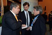 DESCRIZIONE : Roma Basket Day Hall of Fame 2013<br /> GIOCATORE : Mimmo Cacciuni Maurizio Bertea Gianni Ippoliti<br /> SQUADRA : FIP Federazione Italiana Pallacanestro <br /> EVENTO : Basket Day Hall of Fame 2013<br /> GARA : Roma Basket Day Hall of Fame 2013<br /> DATA : 09/12/2013<br /> CATEGORIA : Premiazione<br /> SPORT : Pallacanestro <br /> AUTORE : Agenzia Ciamillo-Castoria/GiulioCiamillo