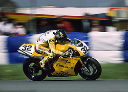 TROY CORSER AUSTRALIA DUCATI, World Superbike Championship, Donington Park May 1998