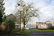 HMP Westhill a 129 bed Category C Resettlement Unit, within HMP Winchester. <br /> HMP YOI Winchester was built in 1846 and is typical of the Victorian prison, radial design. It is currently a Category B Local prison that serves the local courts, has an operational capacity of 690 and is able to take men from the age of 18 upwards.  HMP Winchester, Hampshire, United Kingdom. (All image use MUST be credited © prisonimage.org)