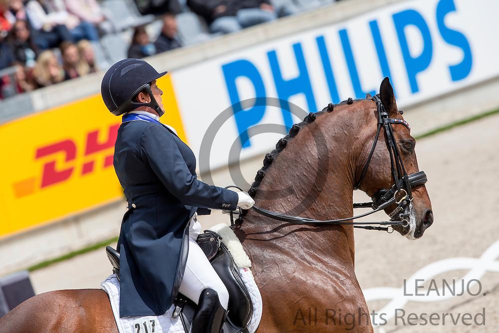 Shelly Francis - Doktor<br /> World Equestrian Festival, CHIO Aachen 2015<br /> &copy; DigiShots