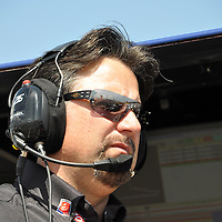 Michael Andretti at Indycar 2012