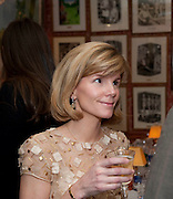 ANNA CARTER; , Graydon Carter hosts a diner for Tom Ford to celebrate the London premiere of ' A Single Man' Harry's Bar. South Audley St. London. 1 February 2010