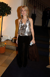 SAHAR HASHEMI <br /><br />at a party to celebrate the 10th anniversary of Jo Malone the perfumer held at The Banquetting House, Whitehall, London on 21st October 2004.<br /><br /><br /><br />NON EXCLUSIVE - WORLD RIGHTS