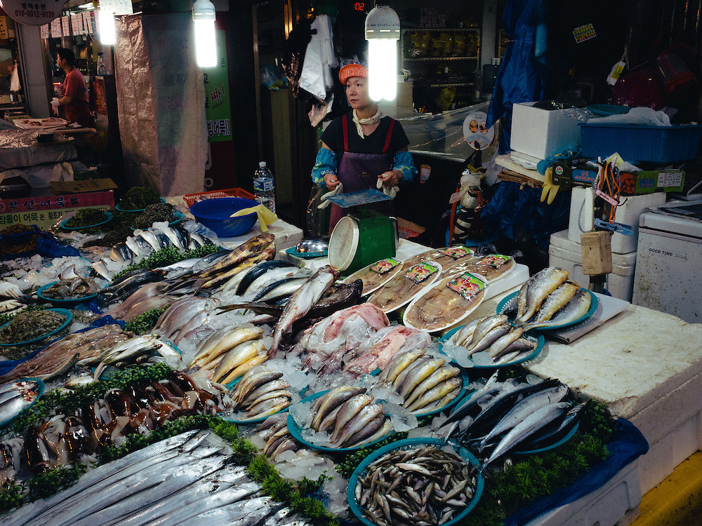 Tong Bok Market, Pyongtaek, Gyeonggi Province, South Korea