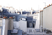 France, Paris, roof tops