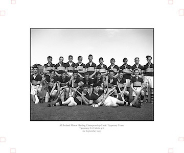 Neg No:.292/4176-4189...1953AIMHCF...06.09.1953, 09.06.1953, 6th September 1953.All Ireland Minor Hurling Championship - Final...Tipperary.8-6.Dublin.3-6...Tipperary. (Winners).T. McCormack, M. Cleary, T. Kelly, P. Barry, L. Quinn, R. Reidy, S. Kenny, W. Quinn (Captain), M. Kennedy, L. Devaney, J. Murphy, S. McLoughlin, S. Corcoran, M. Stapleton, L. Connolly.Sub: R. Ryan for R. Reidy.W. Quinn (Captain).