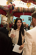 GILLIAN WEARING, RA Annual dinner 2018. Piccadilly, 5 June 2018.