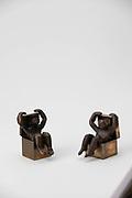 MUIDERBERG - Kunstcollectie en theater memorabilia van Freek en Hella de Jonge<br /> COPYRIGHT RONALD SPEIJER