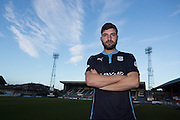 Dundee new boy Kostadin Gadzhalov- <br /> <br />  - &copy; David Young - www.davidyoungphoto.co.uk - email: davidyoungphoto@gmail.com