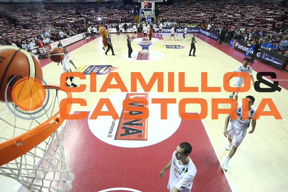 coreografia venezia<br /> Umana Reyer Venezia - Dolomiti Energia Aquila Basket Trento<br /> Lega Basket Serie A 2016/17 Finali Gara 02<br /> Venezia, 12/06/2017<br /> Foto Ciamillo-Castoria / M. Brondi