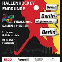 2015  54e Deutsche Hallenhockey-Meisterschaft
