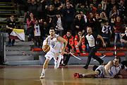 DESCRIZIONE : Roma LNP A2 2015-16 Acea Virtus Roma La Briosa Barcellona<br /> GIOCATORE : Giuliano Maresca<br /> CATEGORIA : palleggio controcampo contropiede esultanza composizione<br /> SQUADRA : Acea Virtus Roma<br /> EVENTO : Campionato LNP A2 2015-2016<br /> GARA : Acea Virtus Roma La Briosa Barcellona<br /> DATA : 28/02/2016<br /> SPORT : Pallacanestro <br /> AUTORE : Agenzia Ciamillo-Castoria/G.Masi<br /> Galleria : LNP A2 2015-2016<br /> Fotonotizia : Roma LNP A2 2015-16 Acea Virtus Roma La Briosa Barcellona