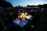 Last night of the Blickling Summer proms concert with a 1940's.<br /> <br /> Picture: MARK BULLIMORE