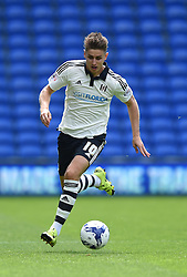 Tom Cairney of Fulham - Mandatory by-line: Paul Knight/JMP - Mobile: 07966 386802 - 08/08/2015 -  FOOTBALL - Cardiff City Stadium - Cardiff, Wales -  Cardiff City v Fulham - Sky Bet Championship