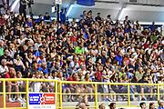 Tifosi, Pubblico, Spettatori,<br /> Banco di Sardegna Dinamo Sassari - A|X Armani Exchange Olimpia Milano<br /> 9° International Basketball Tournament City of Cagliari<br /> Cagliari, 14/09/2019<br /> Foto L.Canu / Ciamillo-Castoria