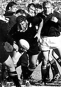 Jazz Muller in action for the All Blacks which he played for between 1967-1971. Photo: Photosport.co.nz