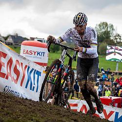 2019-11-03: Cycling: Superprestige: Ruddervoorde: Mathieu van der Poel invincible again
