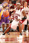 Arkansas Razorbacks vs LSU Tigers at Walton Arena in Fayetteville, Arkansas...©Wesley Hitt.All Rights Reserved.501-258-0920.