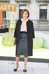 © London News Pictures. 05/06/2013. London, UK.  Kristin Scott Thomas at the Royal Academy of the Arts Summer Exhibition 2013 - Preview Party . Photo credit : Brett D. Cove/PiQtured/LNP