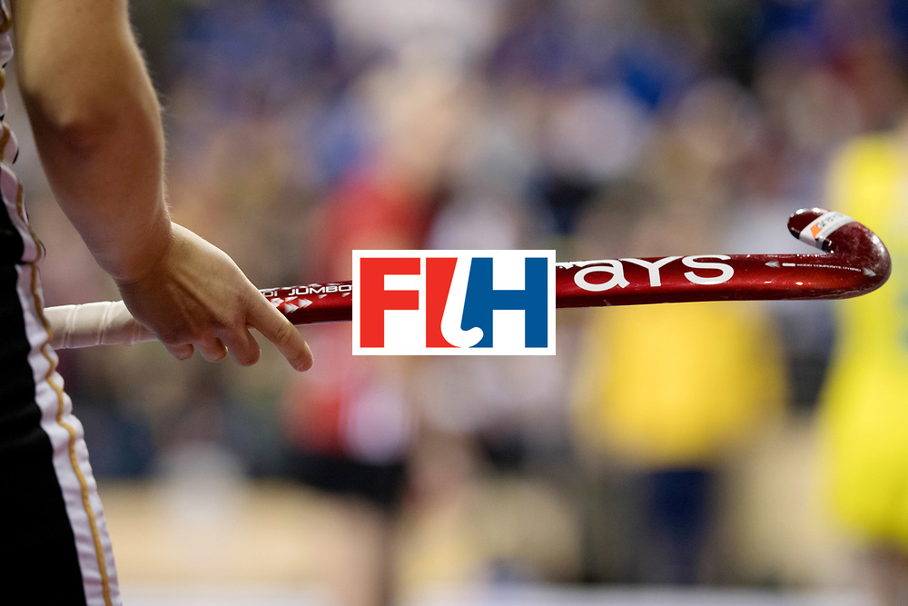 BERLIN - Indoor Hockey World Cup<br /> Women: Germany  - Australia<br /> foto: <br /> WORLDSPORTPICS COPYRIGHT FRANK UIJLENBROEK