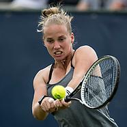 JJL Ricoh Open Tennis Day Two 130617
