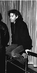 BOB GELDOF in March 1987