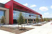 The new $55 million Furr High School, scheduled to open August, 2017.