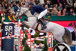 Mathy Francois Jr, BEL, Casanova de L Herse<br /> Leipzig - Partner Pferd 2019<br /> © Hippo Foto - Stefan Lafrentz