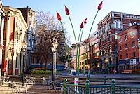 City Centre, Victoria, British Columbia, Canada