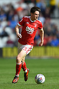 Nottingham Forest forward Joe Lolley (23) during the EFL Sky Bet Championship match between Nottingham Forest and Ipswich Town at the City Ground, Nottingham, England on 14 April 2018. Picture by Jon Hobley.