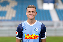 07.07.2015, Rewirpower Stadion, Bochum, GER, 2. FBL, VfL Bochum, Fototermin, im Bild David Niepsuj (Bochum) // during the official Team and Portrait Photoshoot of German 2nd Bundesliga Club VfL Bochum at the Rewirpower Stadion in Bochum, Germany on 2015/07/07. EXPA Pictures &copy; 2015, PhotoCredit: EXPA/ Eibner-Pressefoto/ Hommes<br /> <br /> *****ATTENTION - OUT of GER*****