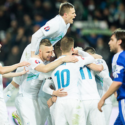 20150327: SLO, Football - EURO 2016 Qualifications, Slovenia vs San Marino