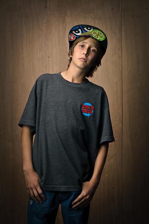 Chasen Christensen, skateboarder | Board Rescue