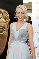 LONDON - MAY 27: Lydia Rose Bright attends the Arqiva British Academy Television Awards at the Royal Festival Hall, London, UK. May 27, 2012. (Photo by Richard Goldschmidt)