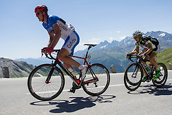 Gert Joeaar (EST) of team Cofidis during the 166.8 km long 6th stage from Lienz to Kitzbuheler Horn at 67th Tour of Austria, on July 8, 2015, Austria. Photo by Urban Urbanc / Sportida