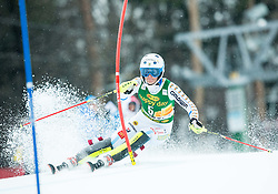 PIETILAE-HOLMNER Maria (SWE) competes during the 1st Run of 7th Ladies' Slalom at 51st Golden Fox of Audi FIS Ski World Cup 2014/15, on February 22, 2015 in Pohorje, Maribor, Slovenia. Photo by Vid Ponikvar / Sportida