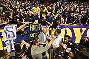 DESCRIZIONE : Torino Lega A 2015-16 Manital Torino-Victoria Libertas Pesaro<br /> GIOCATORE : Antonio Forni<br /> CATEGORIA : Ultras Tifosi Spettatori Pubblico Esultanza<br /> SQUADRA : Manital Auxilium Torino<br /> EVENTO : Campionato Lega A 2015-2016<br /> GARA : Manital Torino-Victoria Libertas Pesaro<br /> DATA : 04/05/2016<br /> SPORT : Pallacanestro<br /> AUTORE : Agenzia Ciamillo-Castoria/M.Matta<br /> Galleria : Lega Basket A 2015-2016<br /> Fotonotizia: Torino Lega A 2015-2016 Manital Torino-Victoria Libertas Pesaro