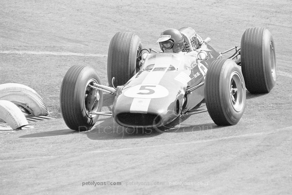 Jim Clark, Lotus, 1965 Mexican GP